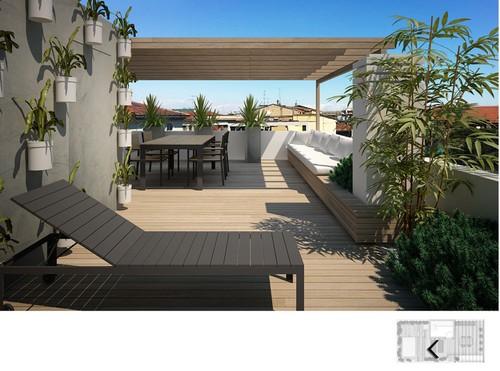 Beautiful Progettazione Terrazzi Milano Pictures - Amazing Design ...